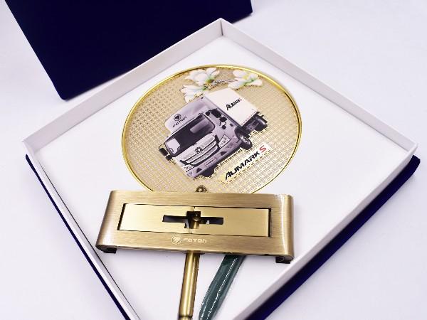 福田货车----金属圆扇定制