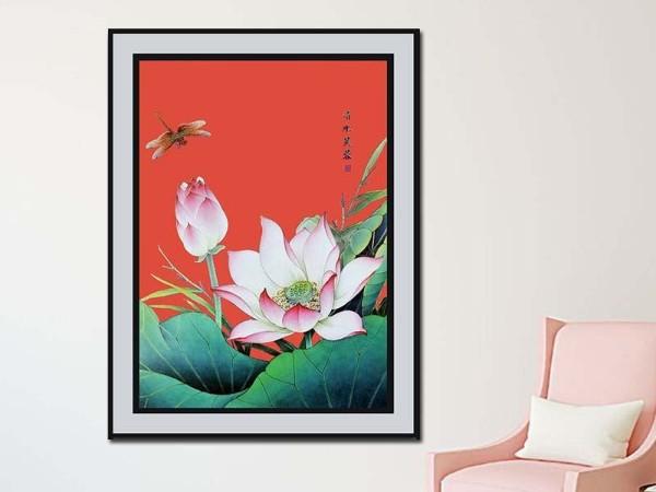 免费设计_定制_花鸟画 景泰蓝珐琅掐丝画样版