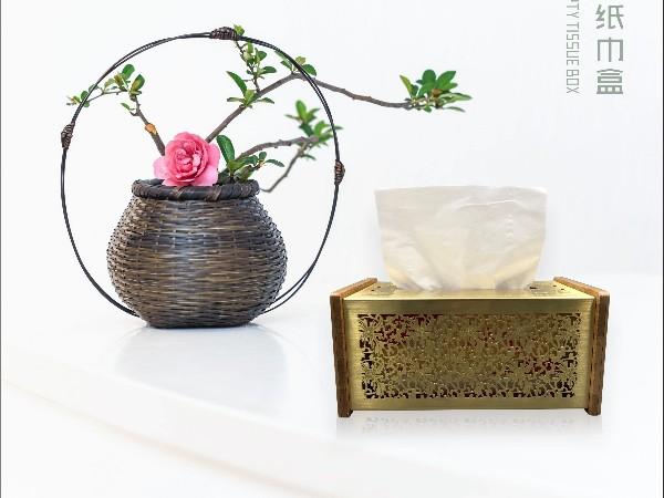 金属镂空纸巾盒生产流程有哪些?