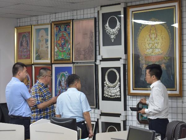 欢迎内蒙古兴泰科技装饰集团有限公司团队来我企指导工作